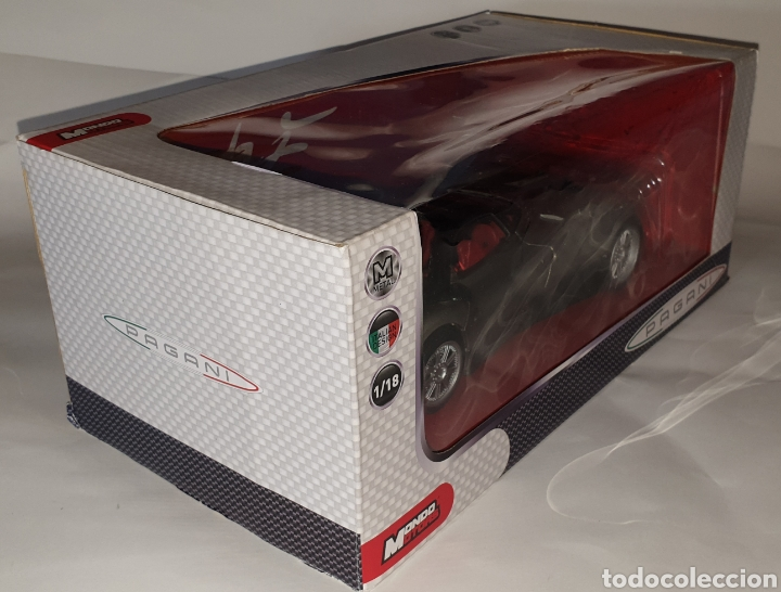 Coches a escala: 1:18 PAGANI ZONDA F Mondo Motors - Foto 3 - 163548414