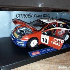 Coches a escala: CITROEN XARA WRC CARLOS SAINZ, RALLY DE TURKIA. Lote 163576782