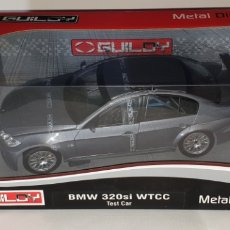 Coches a escala: 1:18 BMW 320SI WTCC TEST CAR-GRIS- GUILOY. Lote 163949173