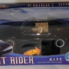 Carros em escala: 1:18 1982 PONTIAC FIREBIRD TRANS AM KNIGHT RIDER COCHE FANTÁSTICO KITT JOYRIDE. Lote 163567088