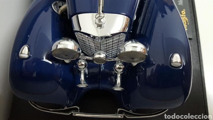 Coches a escala: Mercedes 500K de 1936. E 1/18 . - Foto 2 - 165261706