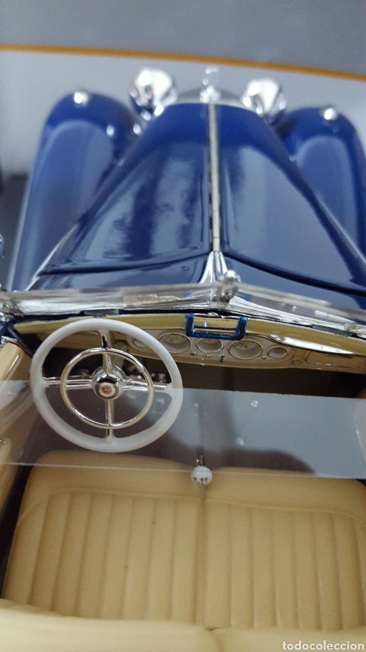 Coches a escala: Mercedes 500K de 1936. E 1/18 . - Foto 4 - 165261706