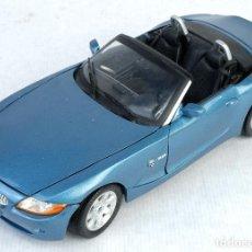 Coches a escala: COCHE BMW Z4 ESCALA 1/18 MOTOR MAX . Lote 166318774