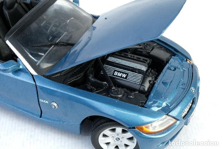 Coches a escala: Coche BMW Z4 Escala 1/18 Motor Max - Foto 4 - 166318774