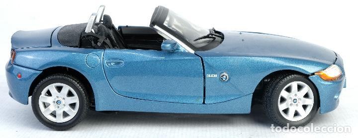 Coches a escala: Coche BMW Z4 Escala 1/18 Motor Max - Foto 5 - 166318774