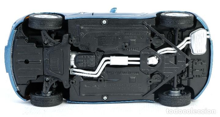 Coches a escala: Coche BMW Z4 Escala 1/18 Motor Max - Foto 7 - 166318774