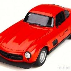 Coches a escala: MERCEDES 300 SL AMG 1974 ESCALA 1/18 DE OTTO MOBILE. Lote 166521890