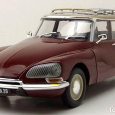 Coches a escala: CITROEN DS 21 BREAK 1970 ESCALA 1/18 DE NOREV. Lote 167469752