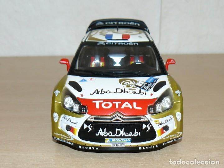 Coches a escala: CITROËN DS3 WRC Nº 1 Rally Argentina S. Loeb - D. Elena 1:18 scale 1/18 diecast - Foto 2 - 170124844