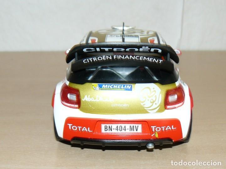 Coches a escala: CITROËN DS3 WRC Nº 1 Rally Argentina S. Loeb - D. Elena 1:18 scale 1/18 diecast - Foto 4 - 170124844
