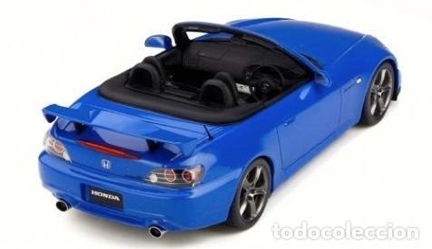 Coches a escala: Honda S 2000 Type S 2007 escala 1/18 de Otto Mobile - Foto 2 - 171109855