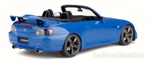 Coches a escala: Honda S 2000 Type S 2007 escala 1/18 de Otto Mobile - Foto 4 - 171109855