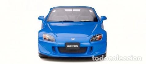 Coches a escala: Honda S 2000 Type S 2007 escala 1/18 de Otto Mobile - Foto 5 - 171109855
