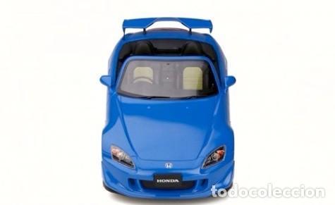 Coches a escala: Honda S 2000 Type S 2007 escala 1/18 de Otto Mobile - Foto 7 - 171109855