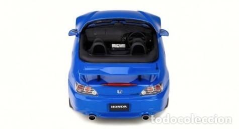 Coches a escala: Honda S 2000 Type S 2007 escala 1/18 de Otto Mobile - Foto 8 - 171109855