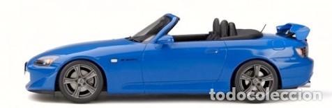 Coches a escala: Honda S 2000 Type S 2007 escala 1/18 de Otto Mobile - Foto 9 - 171109855
