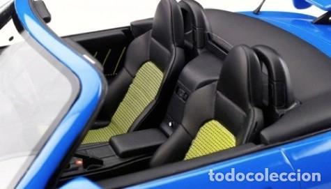 Coches a escala: Honda S 2000 Type S 2007 escala 1/18 de Otto Mobile - Foto 10 - 171109855