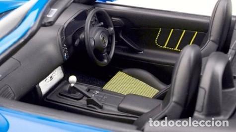 Coches a escala: Honda S 2000 Type S 2007 escala 1/18 de Otto Mobile - Foto 11 - 171109855