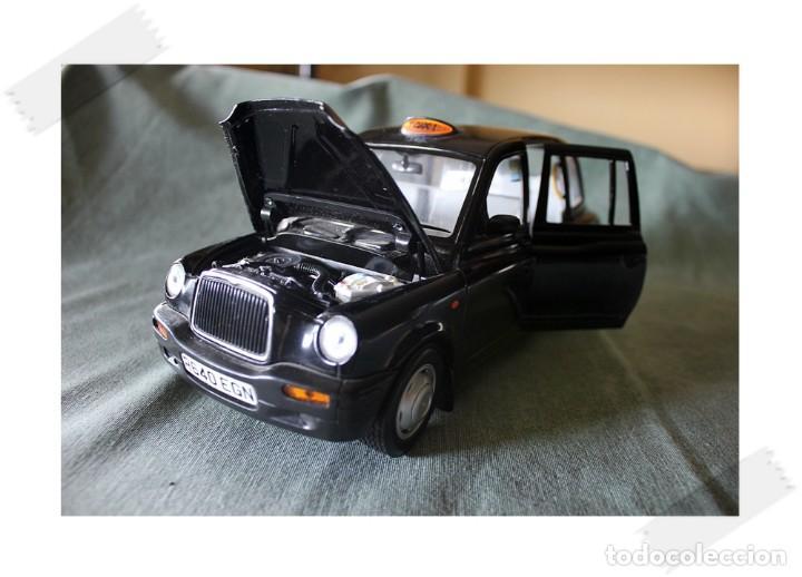 Coches a escala: SOLIDO LONDON TAXI CAB 1/18 VER FOTOS PARA ESTADO - Foto 2 - 171538353