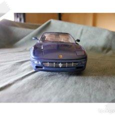Coches a escala: BURAGO FERRARI 456GT 1992 1/18 VER FOTOS PARA ESTADO. Lote 171763923