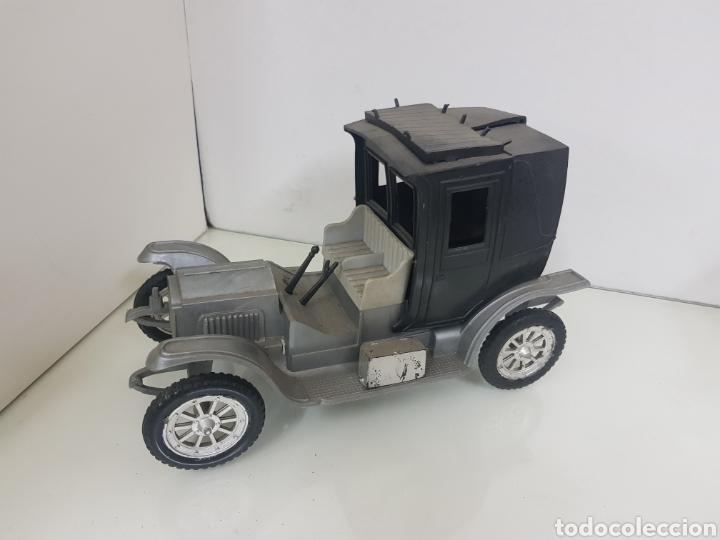 Coches a escala: Nacoral Packard 18 Landaulet fabricado en España posible escala 1/18 de plástico de 25 x Kiss 12,5cm - Foto 2 - 172162988