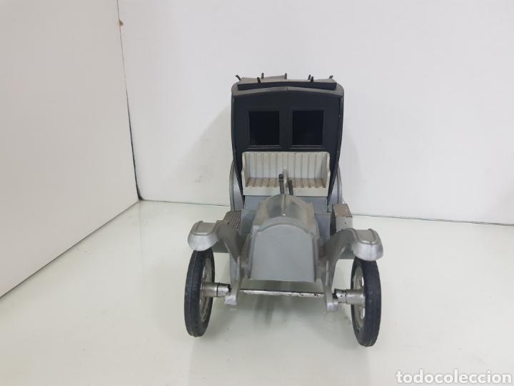 Coches a escala: Nacoral Packard 18 Landaulet fabricado en España posible escala 1/18 de plástico de 25 x Kiss 12,5cm - Foto 3 - 172162988