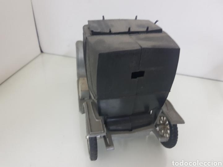 Coches a escala: Nacoral Packard 18 Landaulet fabricado en España posible escala 1/18 de plástico de 25 x Kiss 12,5cm - Foto 4 - 172162988