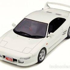 Coches a escala: TOYOTA SW20 TRD 2000 GT 1998 ESCALA 1/18 DE OTTO MOBILE. Lote 172652548