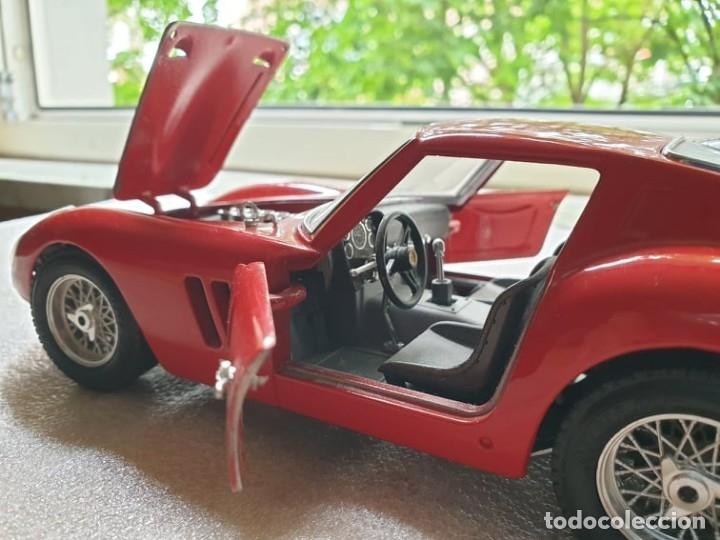 Coches a escala: Ferrari GTO 1:18 BURAGO 1962 - Foto 2 - 173970369