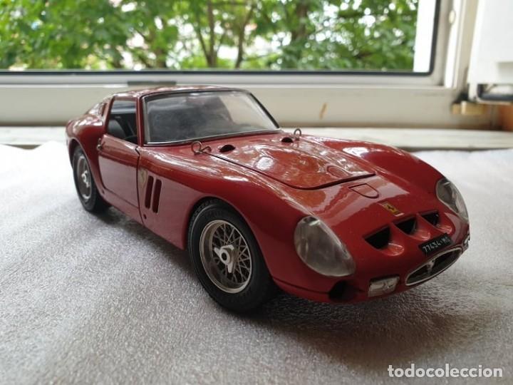 Coches a escala: Ferrari GTO 1:18 BURAGO 1962 - Foto 3 - 173970369