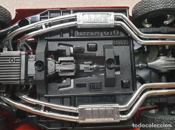 Coches a escala: Ferrari GTO 1:18 BURAGO 1962 - Foto 4 - 173970369