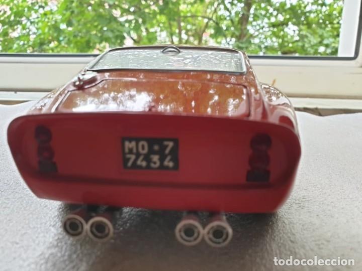 Coches a escala: Ferrari GTO 1:18 BURAGO 1962 - Foto 8 - 173970369