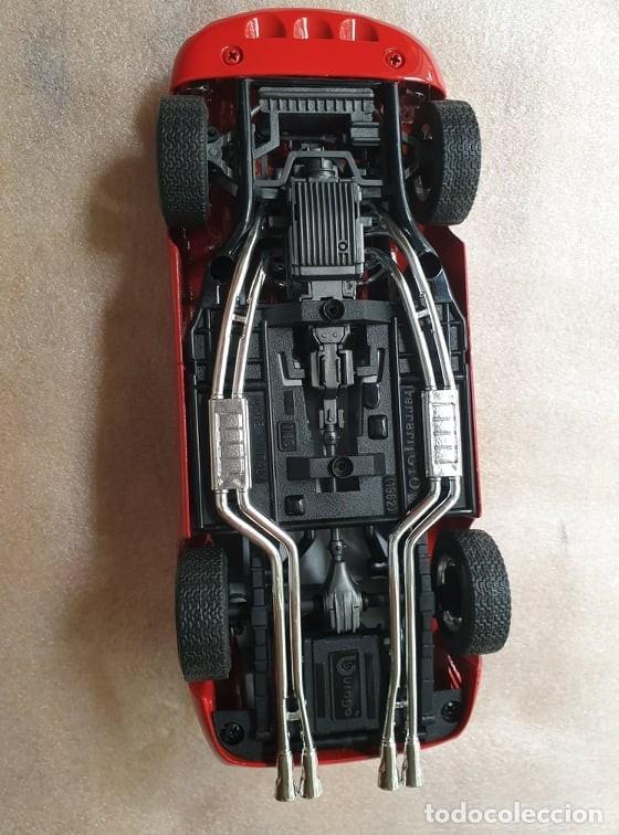 Coches a escala: Ferrari GTO 1:18 BURAGO 1962 - Foto 9 - 173970369