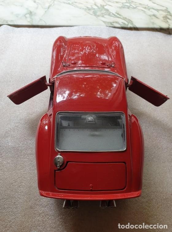 Coches a escala: Ferrari GTO 1:18 BURAGO 1962 - Foto 10 - 173970369