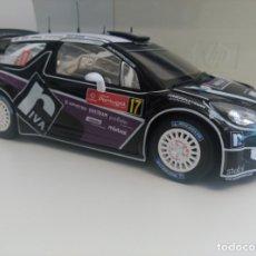 Coches a escala: CITROEN DS3 WRC 1/18 NOREV MERKSTEIJN RALLY PORTUGAL 2012. Lote 175167443