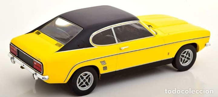 Coches a escala: Ford Capri MKI 3000 GXL 1973 escala 1/18 de MCG - Foto 8 - 194154767