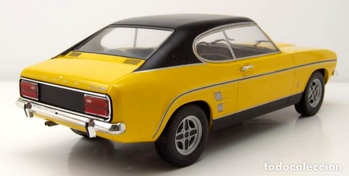Coches a escala: Ford Capri MKI 3000 GXL 1973 escala 1/18 de MCG - Foto 10 - 194154767