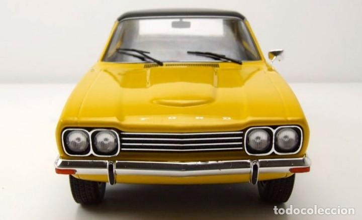 Coches a escala: Ford Capri MKI 3000 GXL 1973 escala 1/18 de MCG - Foto 11 - 194154767