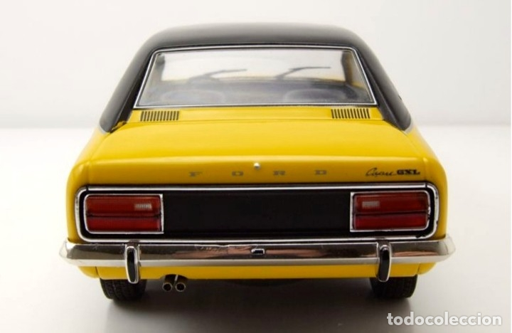 Coches a escala: Ford Capri MKI 3000 GXL 1973 escala 1/18 de MCG - Foto 12 - 194154767