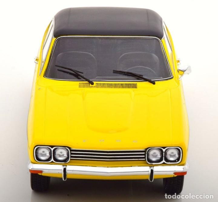 Coches a escala: Ford Capri MKI 3000 GXL 1973 escala 1/18 de MCG - Foto 2 - 194154767