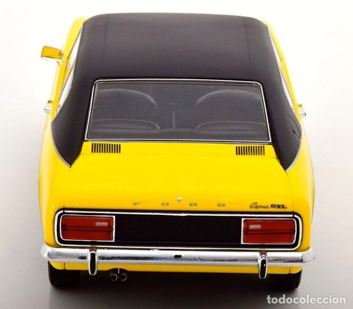 Coches a escala: Ford Capri MKI 3000 GXL 1973 escala 1/18 de MCG - Foto 3 - 194154767