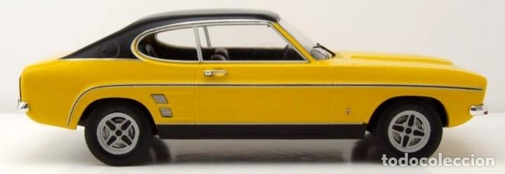 Coches a escala: Ford Capri MKI 3000 GXL 1973 escala 1/18 de MCG - Foto 4 - 194154767