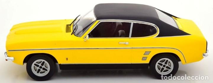 Coches a escala: Ford Capri MKI 3000 GXL 1973 escala 1/18 de MCG - Foto 5 - 194154767