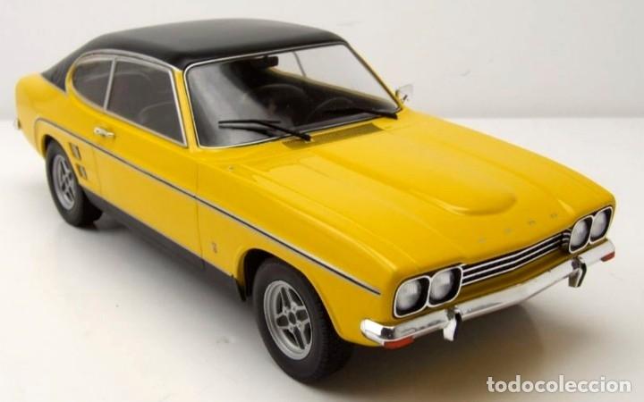 Coches a escala: Ford Capri MKI 3000 GXL 1973 escala 1/18 de MCG - Foto 6 - 194154767