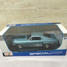 Coches a escala: FORD MUSTANG 1/18 MAISTO. Lote 178579576