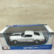 Coches a escala: FORD MUSTANG MAISTO 1/18. Lote 178579928