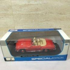 Coches a escala: MERCEDES BENZ 190 SL 1955 MAISTO 1/18. Lote 178581533