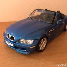 Coches a escala: PRECIOSO COCHE BMW M ROADSTER BURAGO 1:18. Lote 180473226