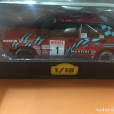 Coches a escala: LANCIA RALLY ALTAYA ESCALA 1/18. Lote 180517693