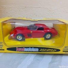 Coches a escala: FERRARI 250 GTO 64. Lote 180879472